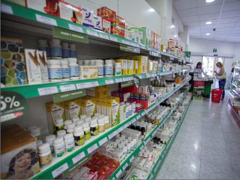 Franquicia Supermercados Ecológicos Supersano España