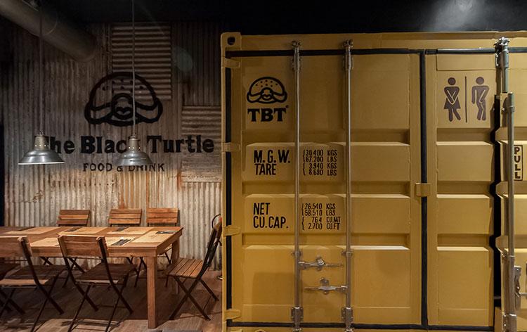 Espacio de The Black Turtle