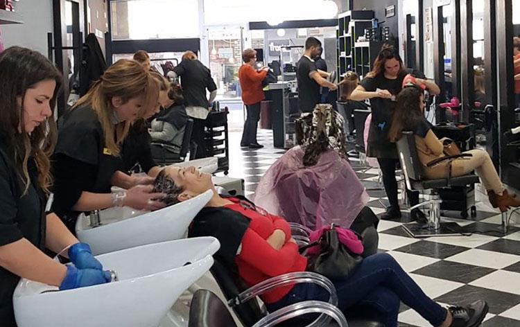 abrir peluqueria luxe to hair