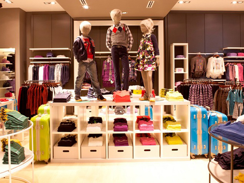 Franquicia de moda femenina Benetton