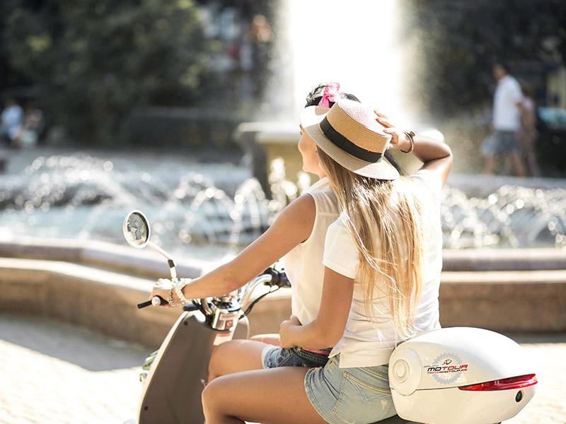 Montar una franquicia Motos Motour