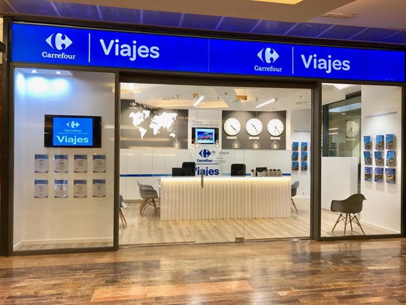 Abrir una franquicia Viajes Carrefour