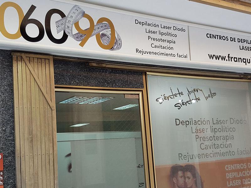 Franquicia Centros de depilación láser y estética 906090