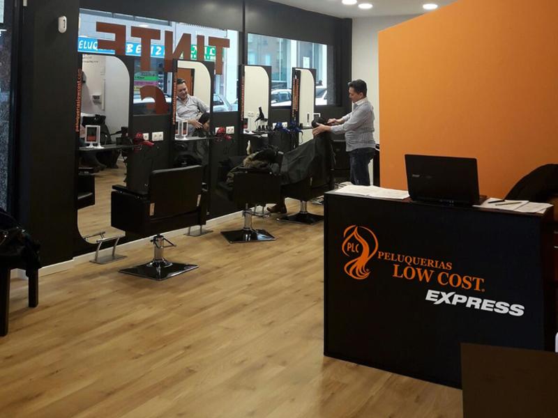 Como abrir una franquicia de peluquerías low cost