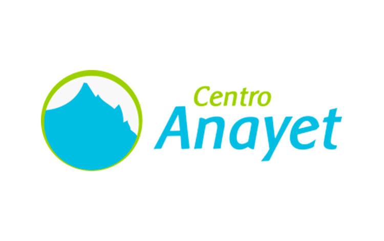logotipo franquicia centro anayet