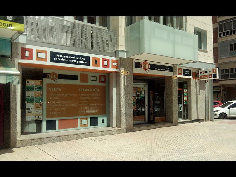 Franquicias de informática en España