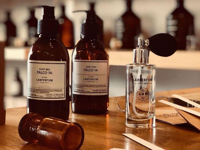 Franquicias de esencia de Labperfum