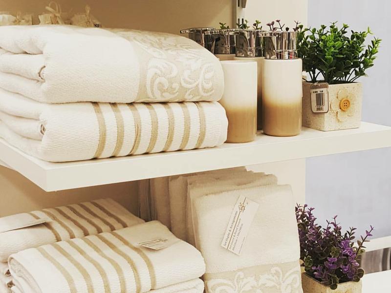 Franquicia de textil para el hogar