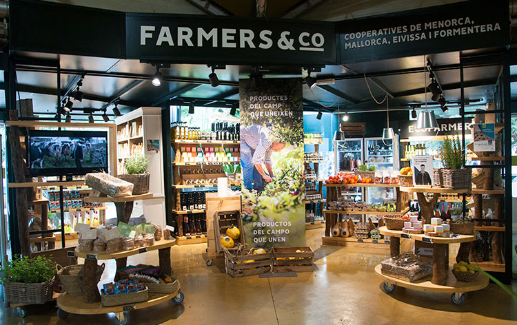 Abrir Farmers&Co Menorca - Mallorca - Ibiza - Formentera Franquicia