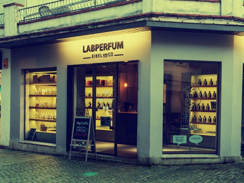Franquicia de perfumerías baratas Labperfum