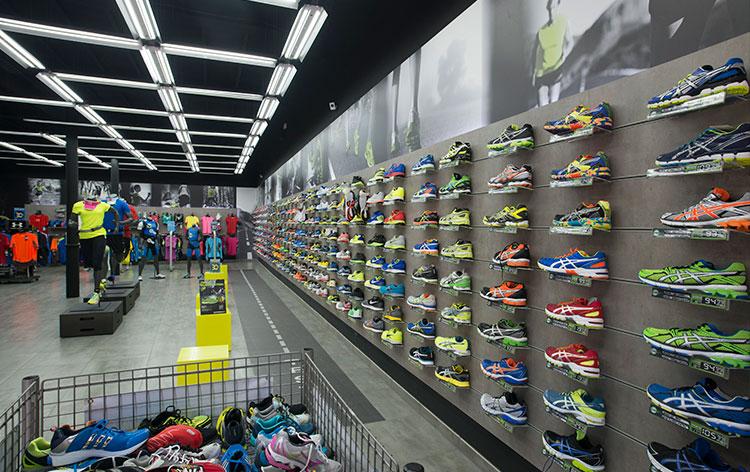 Franquicia Blanes Sport & Shoes