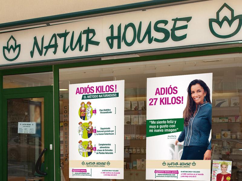Franqucias Naturhouse precio
