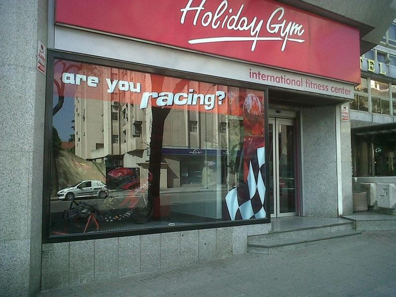 Franquicia Holiday Gym
