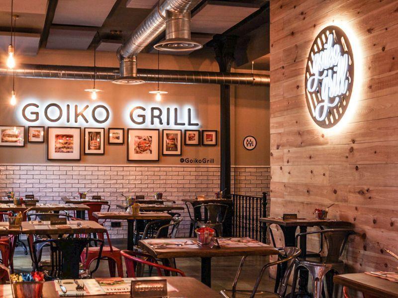 El éxito Goiko Grill agita el mercado de la restauración