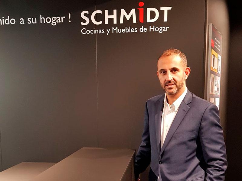 Entrevista a Luis Jiménez Director General de Schmidt España