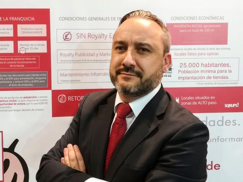Sqrups! acoge a José Luis Cumplido como nuevo director de expansión y franquicias