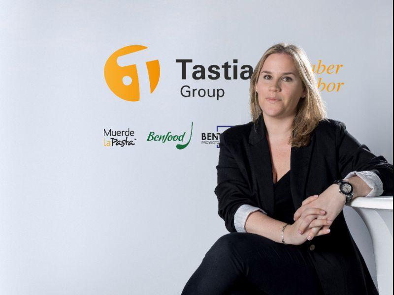 Nueva directora de Tastia Group Montse Gázquez