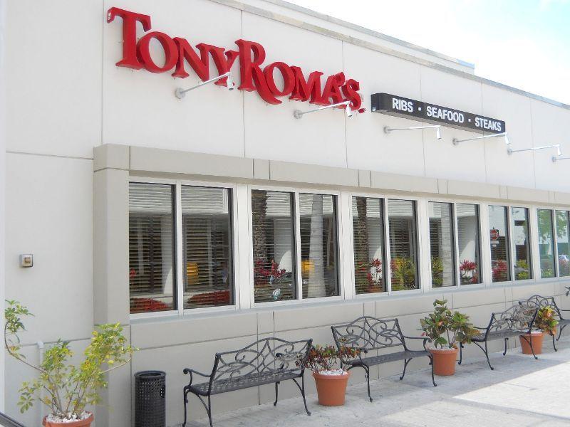 Noticias sobre Tony Roma´s