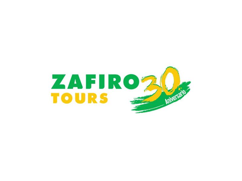 Zafiro Tours celebra su 30 Aniversario