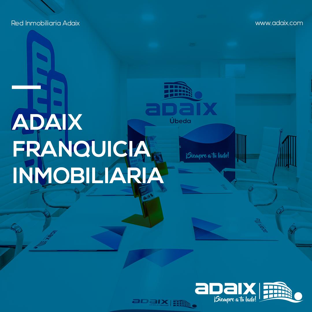Nuevo año para la franquicia inmobiliaria Adaix