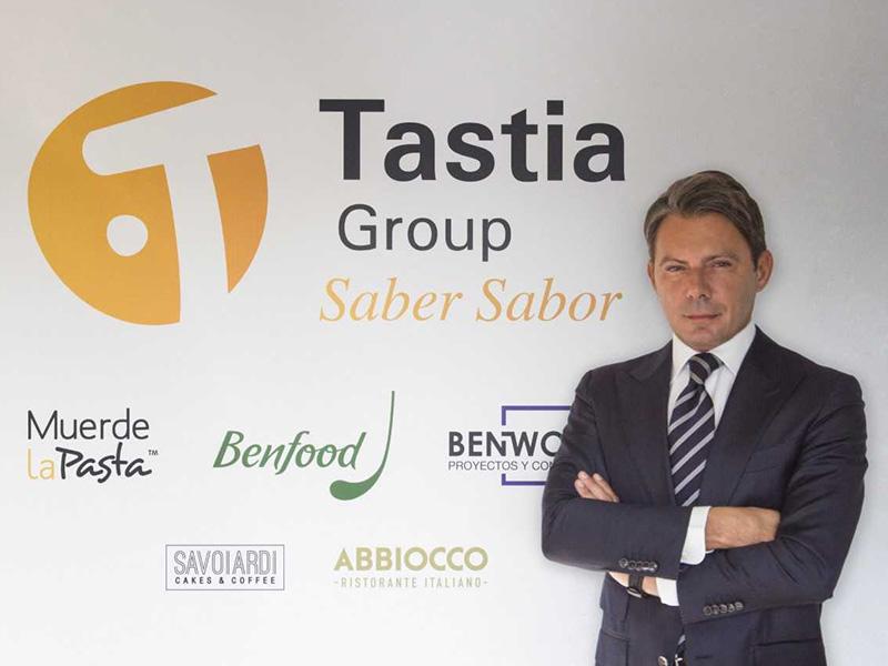 José María Carillo CEO del grupo tastia group