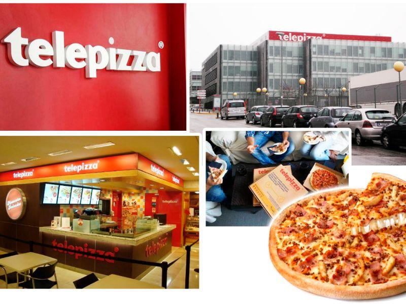 Resultados económicos de Telepizza