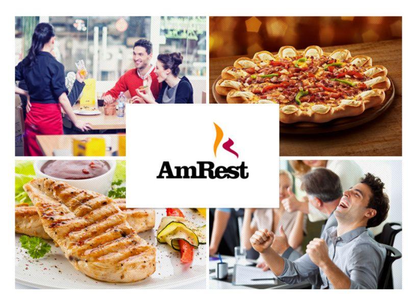 El grupo polaco AmRest se encuentra en  la Bolsa española