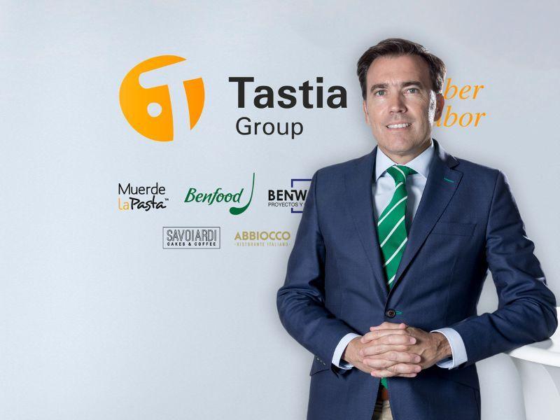 Tastia Group elige al nuevo director corporativo de expansión y franquicias