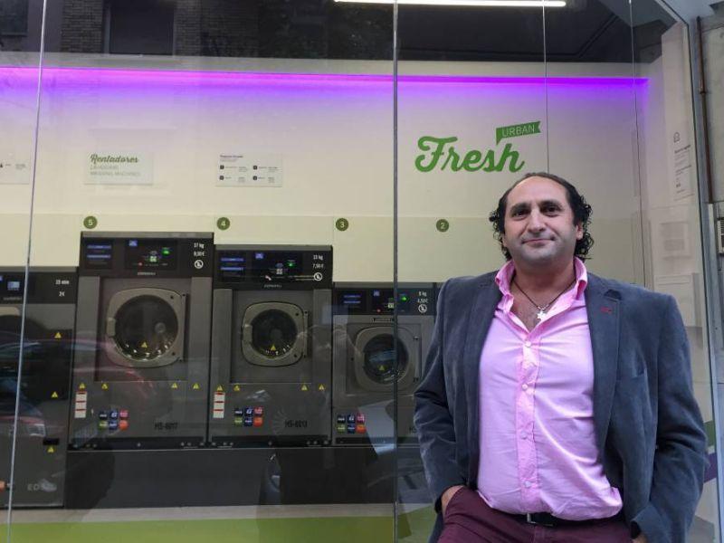 Roberto Haboba Gleizer, CEO y fundador de Fresh Laundry