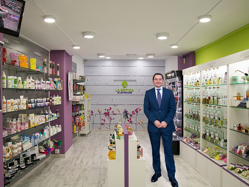 entrevista a La Botica de los perfumes