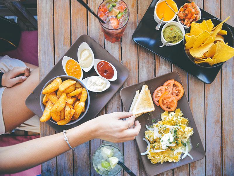 top 10 franquicias de restaurantes por ingresos
