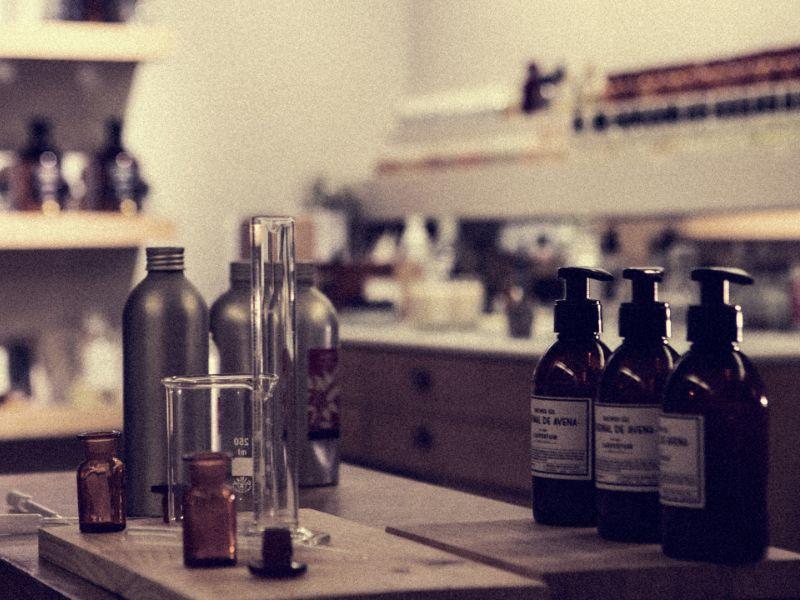 Franquicia de perfumerías