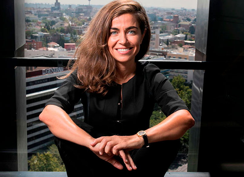 Susana Voces, ex directora de eBay España ficha por Deliveroo