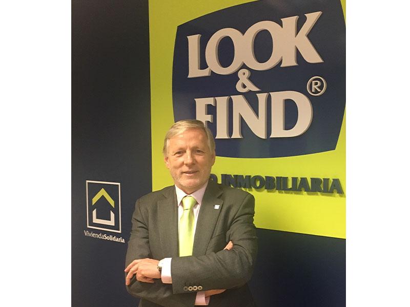 Ignacio Álvarez Vizoso nombrado nuevo presidente de Look & Find