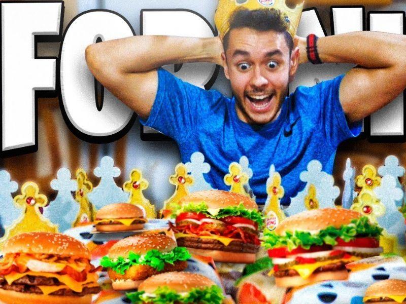 Burger King España y Thegrefg se juntan para ganar el último modo de juego de fortnite