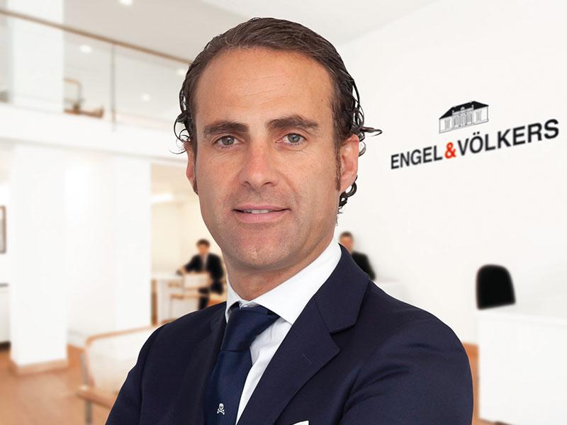 Engel & Völkers Madrid presenta nuevo director general: Óscar Larrea