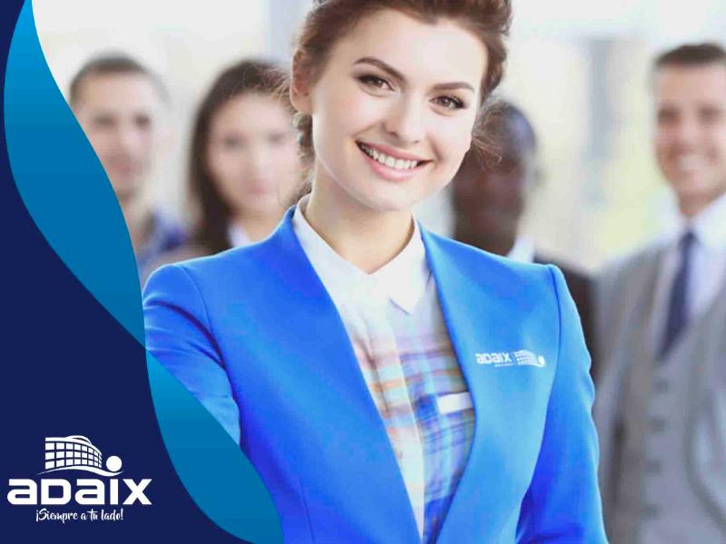 Trabajar en un centro de coworking Adaix es obtener un privilegio al disponer de tu propia agencia.