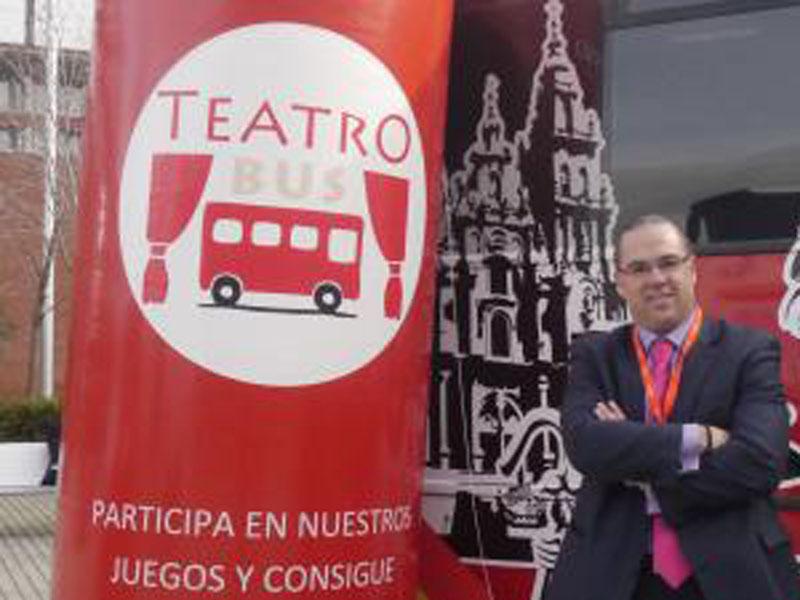 Teatro Bus, Franquicia de Gestión Comercial para turismo y colegios