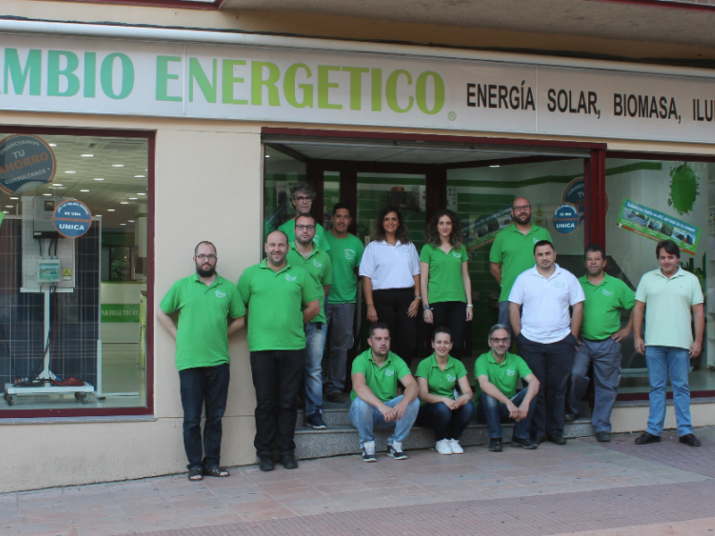 Entrevista al gerente de Cambio Energético