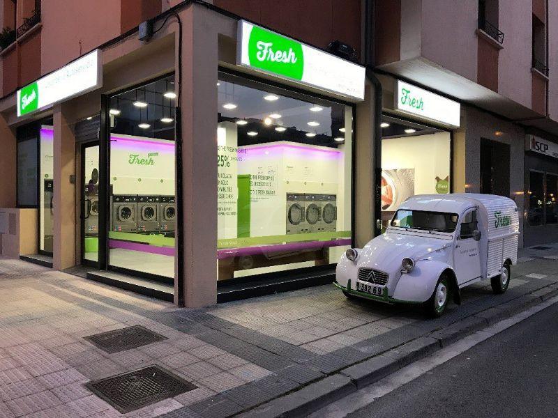 Se multiplican las lavanderías autoservicio en España