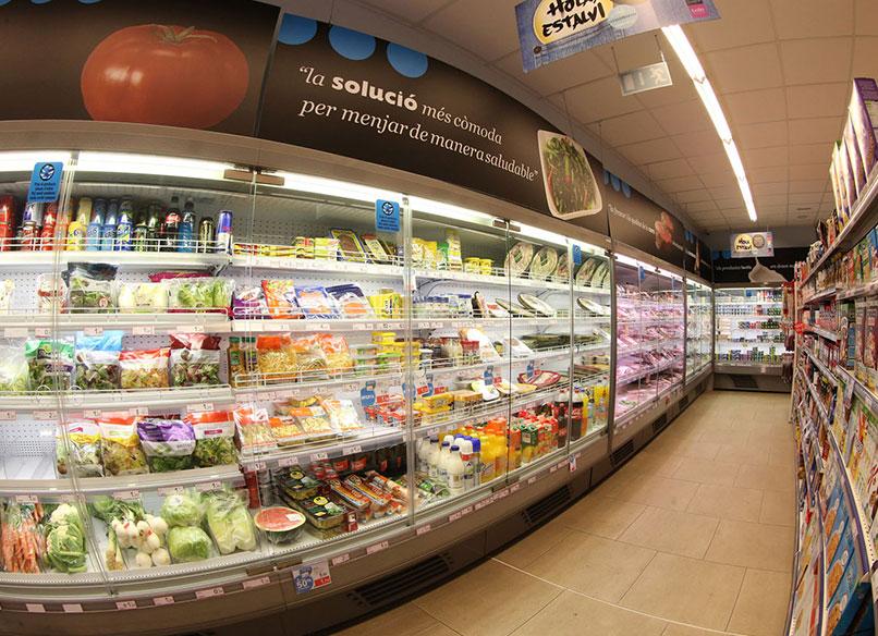 Caprabo implementa el etiquetado nutricional 'Nutri-Score'