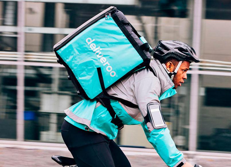 Amazon apuesta por Deliveroo invirtiendo 575 millones de dólares