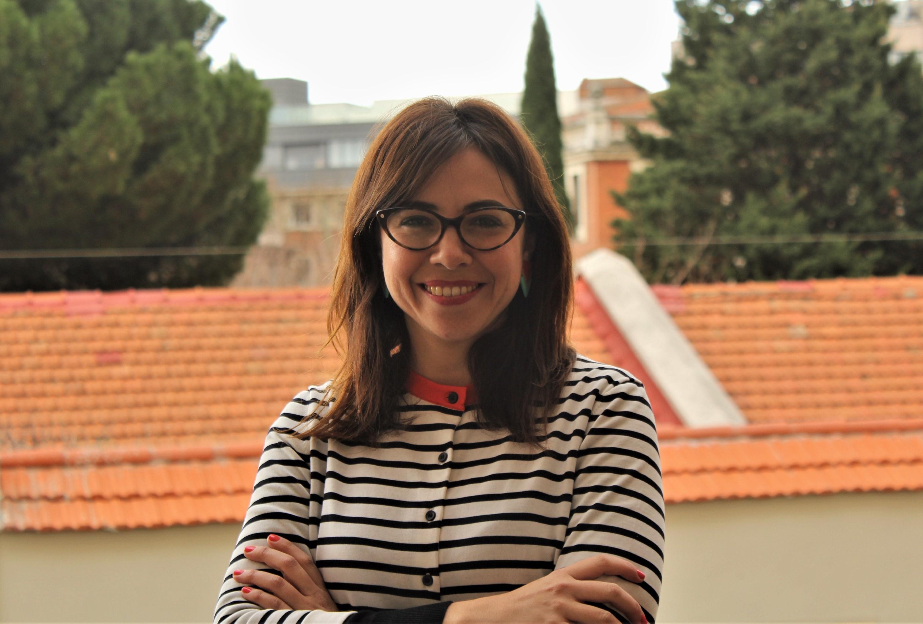 Paula Nevado, Secretaria General de Marcas de Restauración
