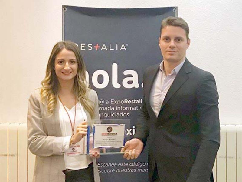 Grupo Restalia consigue el Premio AsturFranquicia 2018