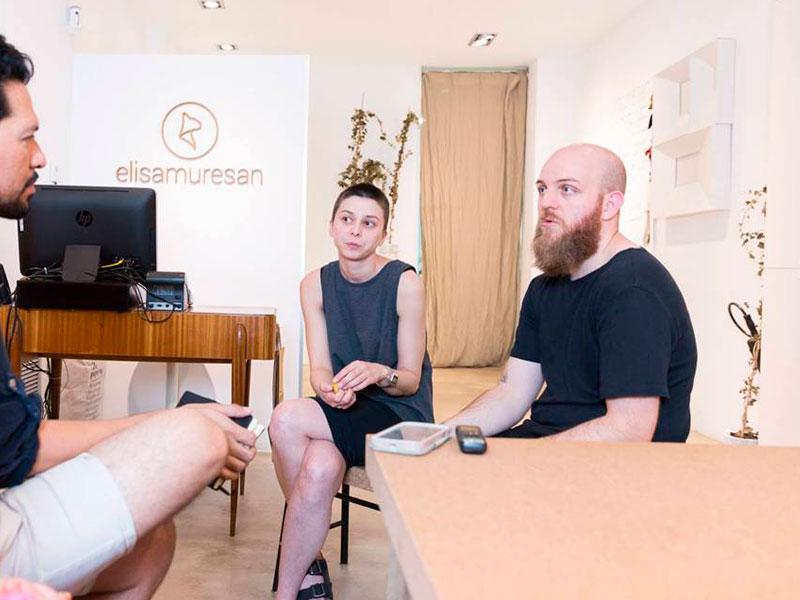 Entrevista a Elisa Muresan