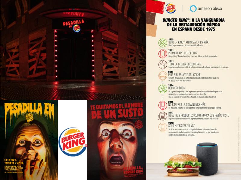 Burger King España reforma su servicio con la ayuda de Amazon Alexa