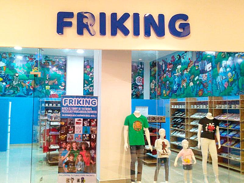 Friking inicia su expansión en Panamá