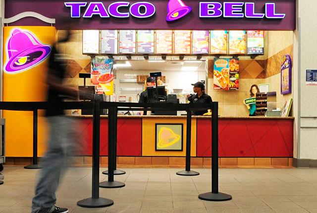 Taco Bell franquicia en españa