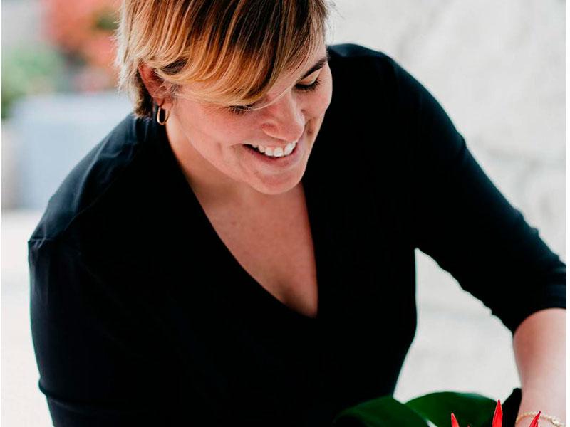 Cristina Rosa, fundadora de Imagina tu Boda