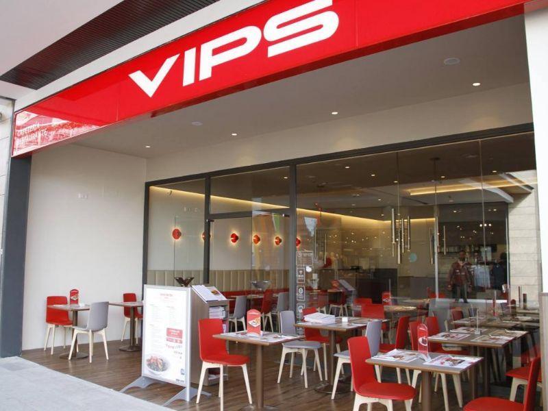 Grupo VIPS aumenta las ventas de hostelería un 10%